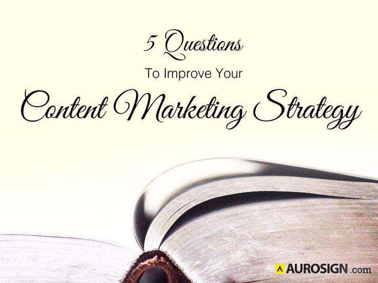 Content marketing needs consistency, engagement & measurement. Content…