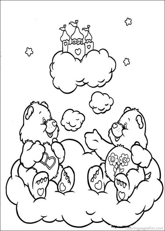 64 best Care Bears images on Pinterest  Care bears Draw and