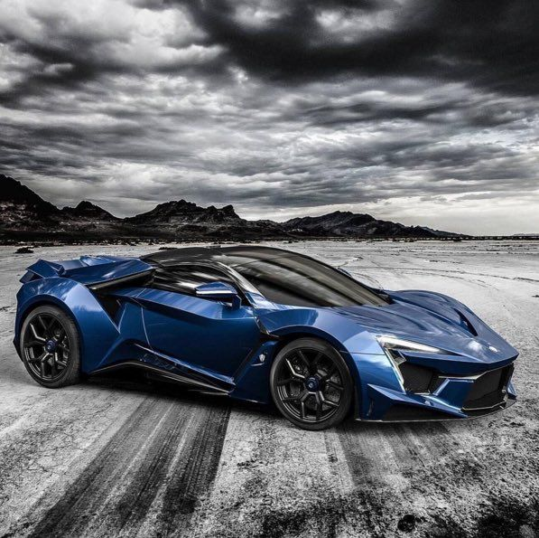 Lykan Hypersport made by WMotors first Arab supercar ever made #dreamcar
