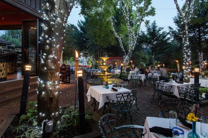 Andora in Sewickley - 10 Pennsylvania Restaurants With The Most Amazing Outdoor Patios You'll Love To Lounge On