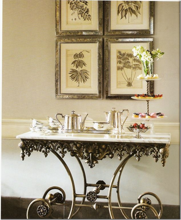 Have Forever Wanted A French Bakers Table!