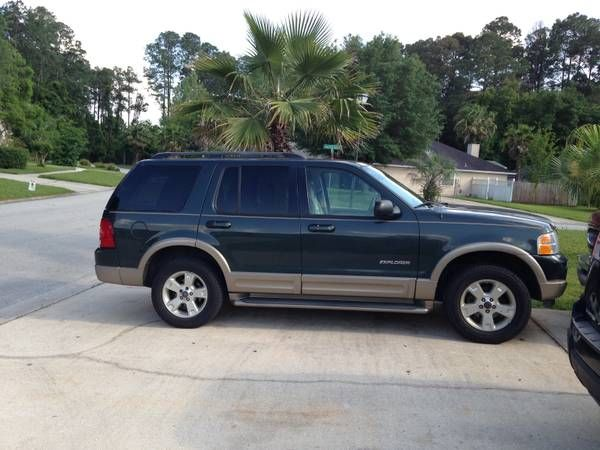 Used 2004 Ford Explorer for Sale ($5,658) at Jacksonville, FL. Contact: 904-444-7122. (Car Id: 57202)