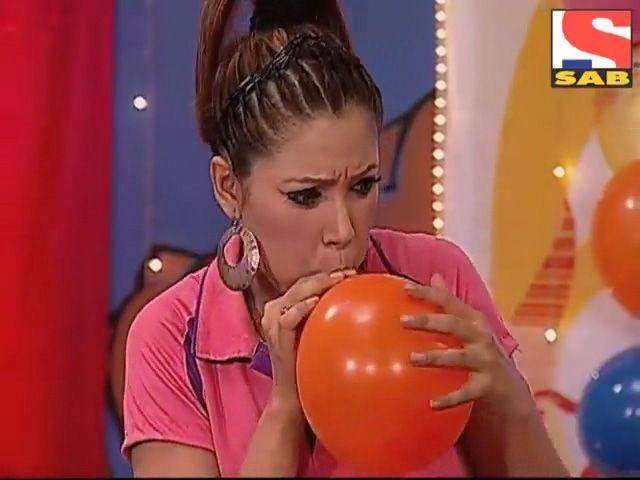 Balloon Blowing Contest | Taarak Mehta Ka Ooltah Chashmah | balloons ... Taarak Mehta Ka Ooltah Chashmah Photos
