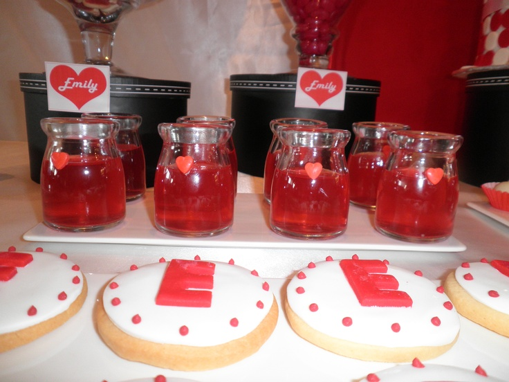 Cookies by OH SUGAR! Jelly by Princess Jades Candy Buffets!