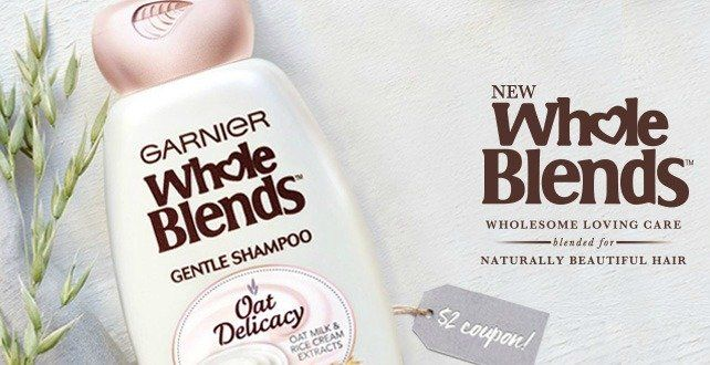 Free Garnier Whole Blends Shampoo & Conditioner :: http://www.heyitsfree.net/free-garnier-whole-blends-shampoo-conditioner/
