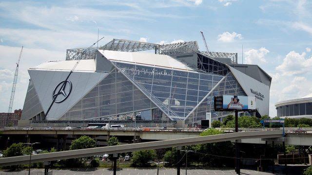 Atlanta Falcons owner on improving stadium safety