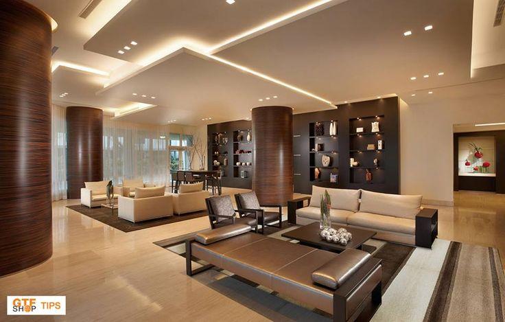 Unique, Inimitable And Individual Ceiling Design