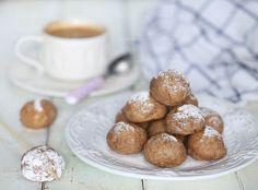 Полезные творожные пончики | Рецепты правильного питания - Эстер Слезингер