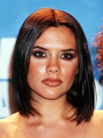 Posh Spice straight hair 1997