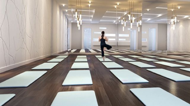 Images about yoga studio inspiration on pinterest