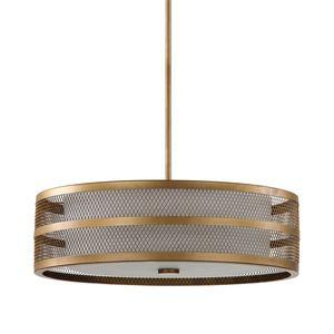 $196 Quincy Pendant Light  sc 1 st  Pinterest & 73 best Lighting images on Pinterest | Antique brass chandelier ... azcodes.com