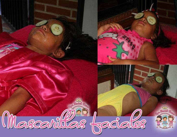 Mascarilla Facial