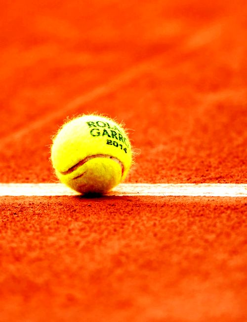 #TENNIS #ROLAND GARROS #ROLAND GARROS 2014                                                                                                                                                                                 Mehr
