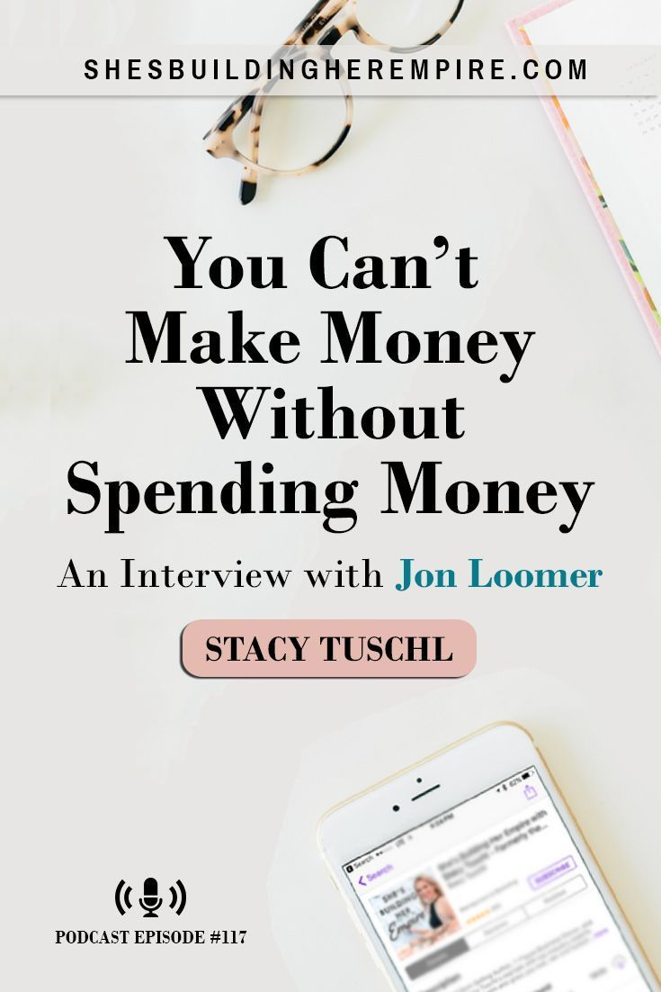 how to make money by spending money