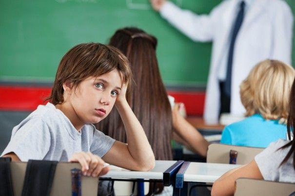 Почему наши дети не должны учиться на отлично
