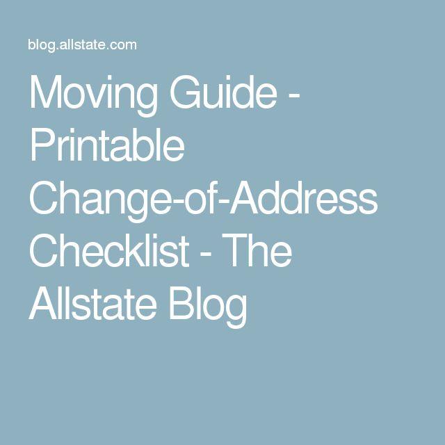 Pinterestu0027teki 25u0027den fazla en iyi Change address checklist fikri - social security change of address form