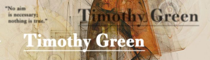 The Science of Poetry: A Prehistoric Game of Telephone by Timothy Green