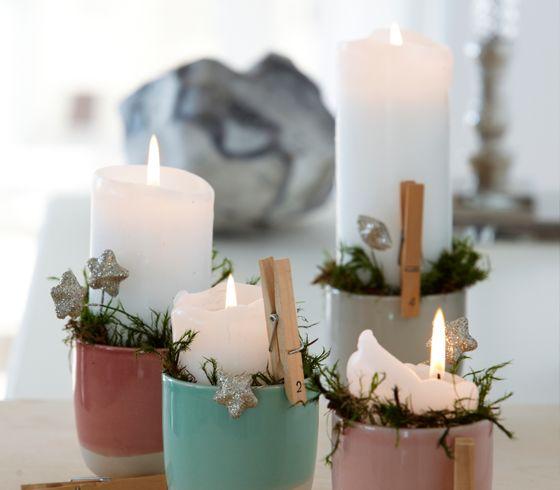 Weihnachtsdeko - easypeasy Inspiration von http://www.grenes.dk/