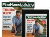 BUILDING SKILLS: How to Scribe Beadboard Wainscot Around Window Trim - Fine Homebuilding