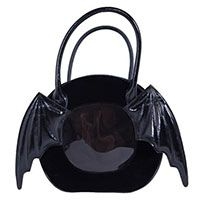 Night Stalker Bat Wing Handbag by Iron Fist