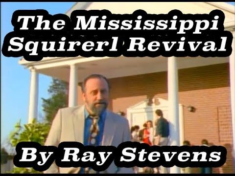 http://www.raystevens.com https://www.facebook.com/raystevensmusic1707 Off the DVD Ray Stevens - Comedy Video Classics, a comedic song about a squirrel that ...