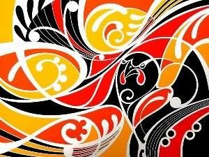 Ataahua Tieke (Orange) Shane Hansen