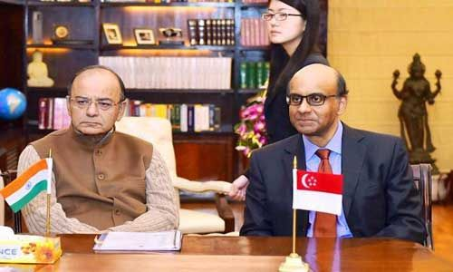 India-Singapore Sign Revised Pact on DTAA http://www.drishtiias.com/upsc-current-affairs-article-India-Singapore-Sign-Revised-Pact-on-DTAA #CurrentAffair #India_Singapore #DTAA #UPSC #IAS