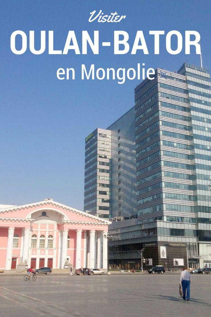 Oulan-Bator, la capitale de la Mongolie, est une étape obligée pour tout voyage dans ce pays. Je vous donne tous mes conseils et mes bonnes adresses pour la visiter.