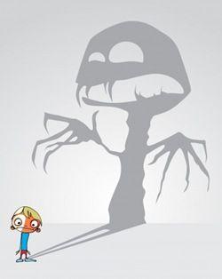 Cliquez ICI pour découvrir 9 outils qui vous permettrons d'apaiser les peurs de l'enfant !