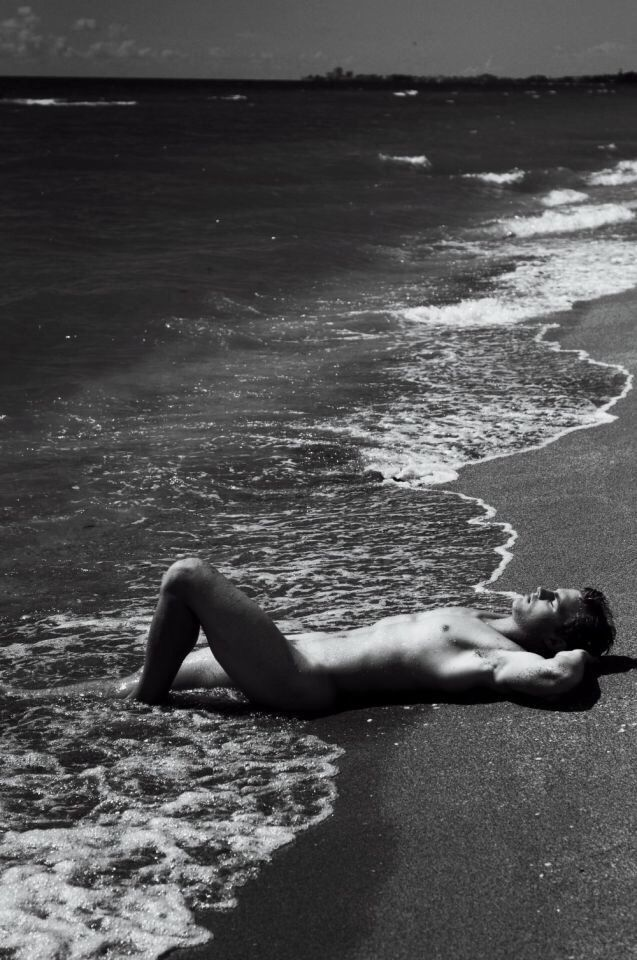 Naturism Boys Men Beach, Naked, Male Form, Man In Love, Devil,