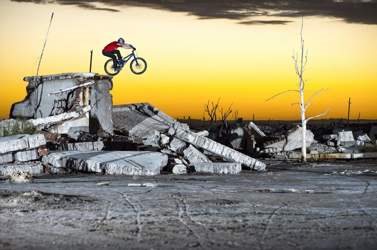 Danny MacAskill - Fred Murray/Red Bull #love #mountainbiking #mountainsports #travel #fun #nature #redbull #inspiredbicycles #fiveten #gopro #continental #pocsports #lezynusa #evoc #extremesports #xtremespots