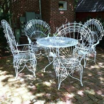 1000 images about victorian garden furniture on pinterest victorian gardens chairs and victorian - Garden furniture kings lynn ...