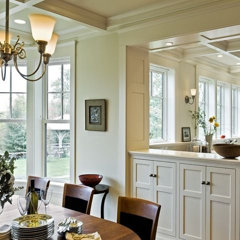 42 best Kitchen half wall cut out images on Pinterest Kitchen