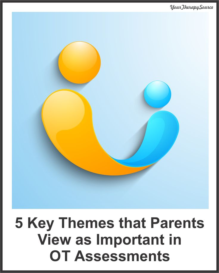 The British Journal Of Occupational Therapy published researchto determine what parents view as important, relevant, and understandable in occupational therapy assessment reports, and to explore evidence for best clinical report-writing practices in pediatrics. This study comprised of only 10 parents but in-depth interviews were carried out to determineparent perspectives on reports written for their children. …