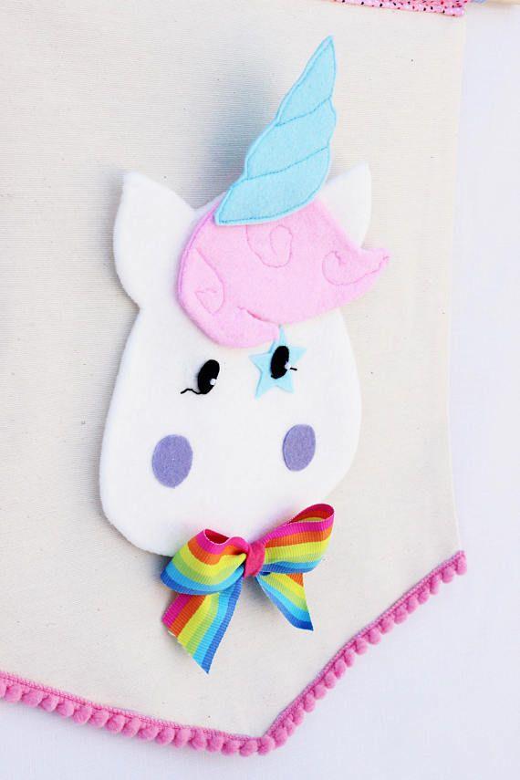 Las 25 mejores ideas sobre beb unicornio en pinterest - Manualidades decoracion bebe ...