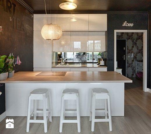 Jak oddzielić kuchnię od salonu? Pomysły dla otwartej kuchni