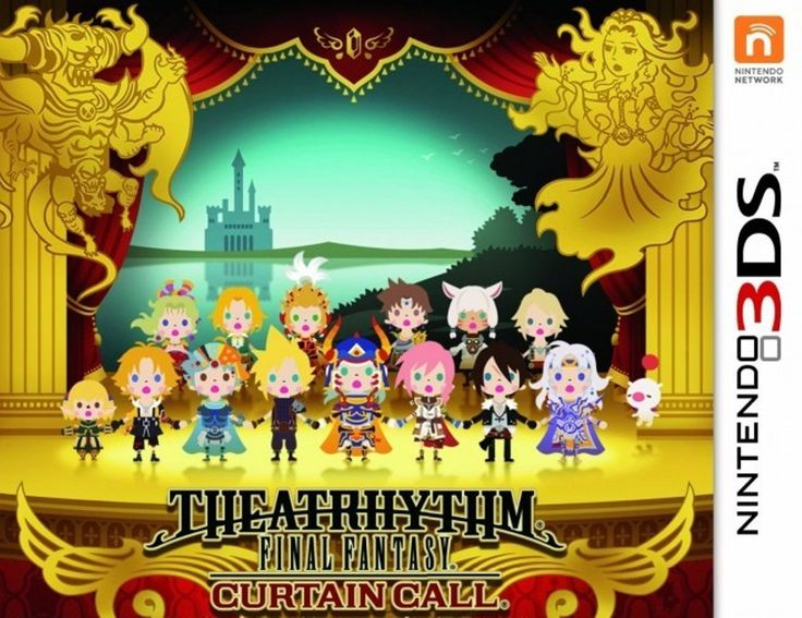 Theatrhythm Final Fantasy Curtain Call: Amazon.fr: Jeux vidéo