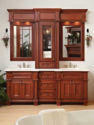 Madison Ginger By Bertch Cabinet Manufacturing