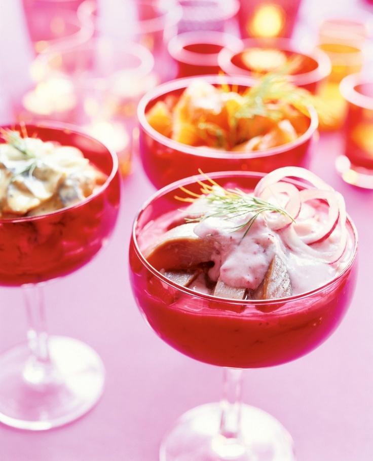 Pinkki puolukkasilli | K-ruoka #joulu