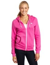 adidas Women's Full-Zip Fleece Hoodie