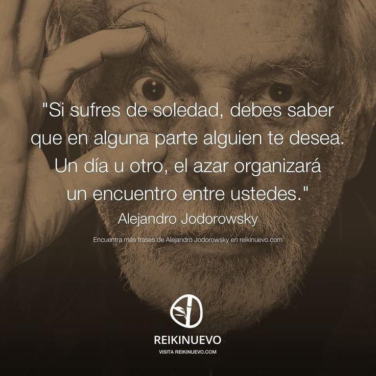 Las Mejores 20 Frases de Alejandro Jodorowsky