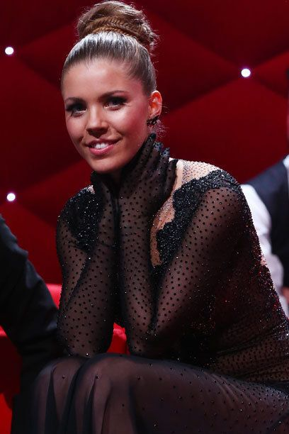 ?Let?s Dance?-Star Victoria Swarovski