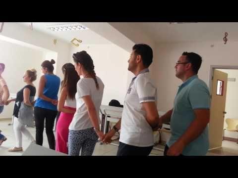 Orff Eğitimi Tuki Tuki Oryantasyon Çalışmaları Bahçelievler Kampüsü Müzik Öğretmenleri - YouTube