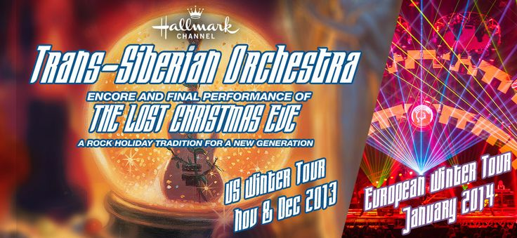 Trans-Siberian Orchestra - The Lost Christmas Eve at the Toyota Center
