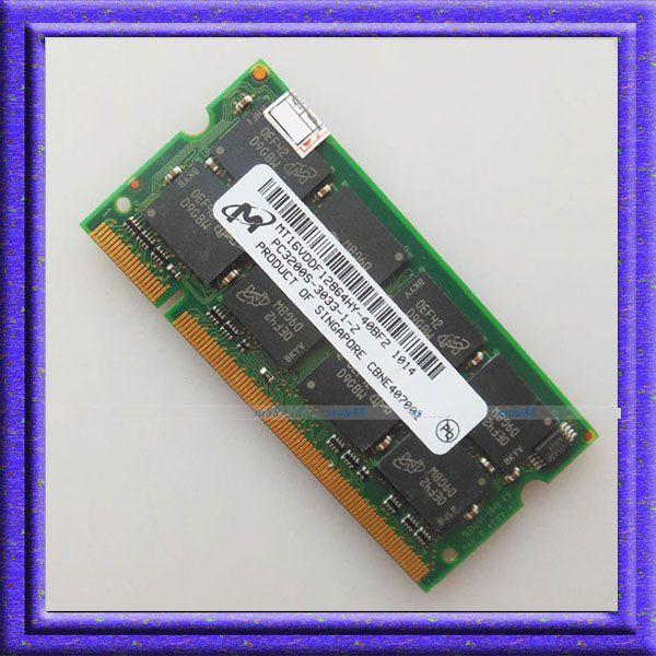 $11.68 (Buy here: https://alitems.com/g/1e8d114494ebda23ff8b16525dc3e8/?i=5&ulp=https%3A%2F%2Fwww.aliexpress.com%2Fitem%2FMicron-1GB-PC3200-DDR400-200PIN-400MHZ-ddr1-SODIMM-Laptop-MEMORY-1G-200-pin-SO-DIMM-RAM%2F32360741373.html ) Micron 1GB PC3200 DDR400 200PIN 400MHZ ddr1 SODIMM Laptop MEMORY 1G 200-pin SO-DIMM RAM DDR Laptop Notebook MEMORY Free Shipping for just $11.68