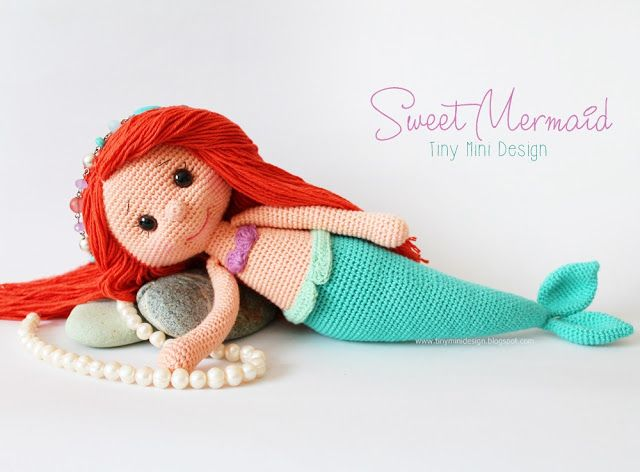 Amigurumi,amigurumi mermaid,amigurumi designs,crochet toys,crochet mermaid,amigurumi oyuncaklar,amigurumi deniz kızı,handmade toys,el yapımı oyuncaklar