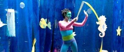 Milonga bajo el Mar en La Escalera de Jacob #Teatro #infantil #niños