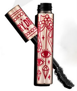 Fairy Drops mascara. Love the bottle.