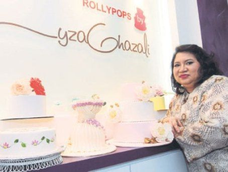 Cakes to die for TRENDS: Icing on Roliza's cakes - Tech - New Straits Times (http://www.nst.com.my/life-times/tech/trends-icing-on-roliza-s-cakes-1.540458)