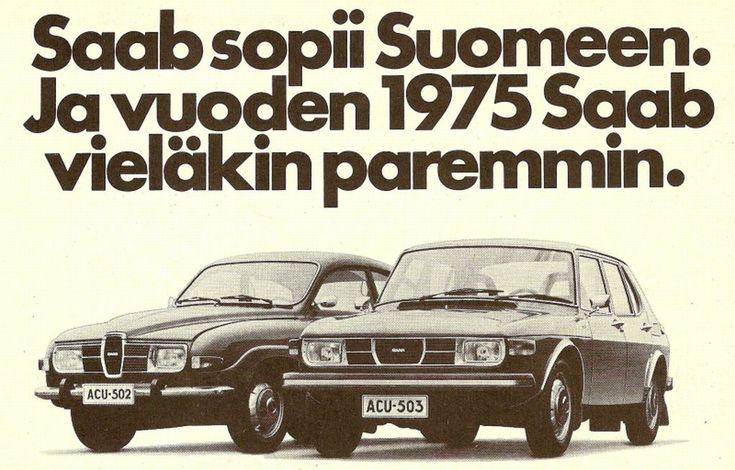 Saab vm 1975